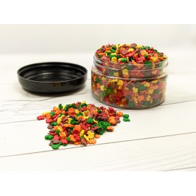 Harvest Leaves Mini Sequins, 8oz. (FREE shipping!)