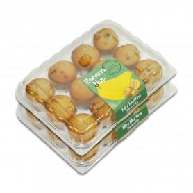 Banana Nut Mini Muffins